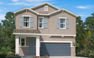 Eave's Bend at Artisan Lakes by Meritage Homes in Sarasota-Bradenton Florida