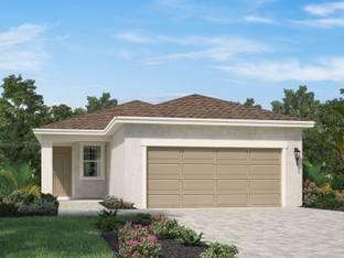 Poinciana - Eave's Bend at Artisan Lakes: Palmetto, Florida - Meritage Homes