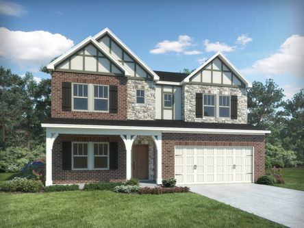 The Fairways at Foxland Harbor by Meritage Homes in Nashville Tennessee