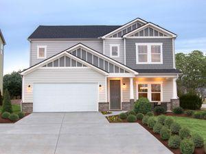 homes in Bridgewater by Meritage Homes
