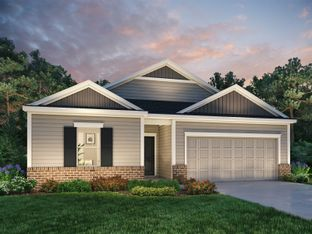 Grayson - Lost River: Simpsonville, South Carolina - Meritage Homes