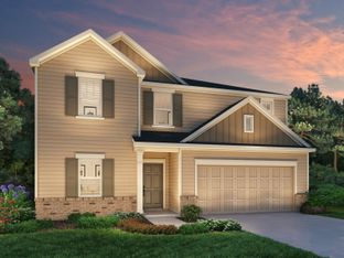 Chastain - Lost River: Simpsonville, South Carolina - Meritage Homes