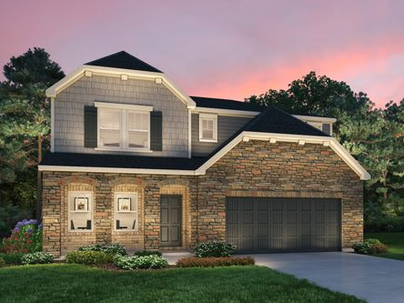 Lost River - Providence by Meritage Homes in Greenville-Spartanburg South Carolina