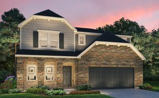 Shellbrook Plantation by Meritage Homes in Greenville-Spartanburg South Carolina