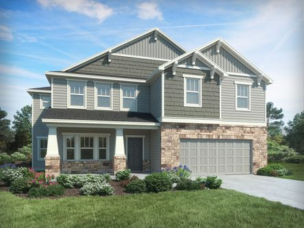Lost River - Estates by Meritage Homes in Greenville-Spartanburg South Carolina