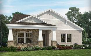 The Willows at Burberry Glen by Meritage Homes in Nashville Tennessee