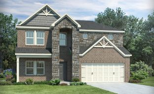 The Highlands at Stone Hall by Meritage Homes in Nashville Tennessee