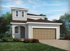 Willow - Ashcroft at Watergrass: Wesley Chapel, Florida - Meritage Homes
