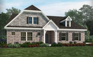 The Oaks at Burberry Glen by Meritage Homes in Nashville Tennessee