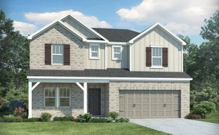 The Vistas at Copper Creek by Meritage Homes in Nashville Tennessee