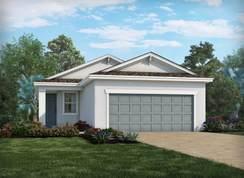Poinciana - Ashcroft at Watergrass: Wesley Chapel, Florida - Meritage Homes