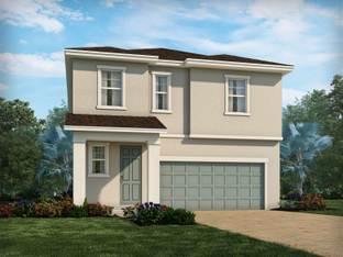 Juniper - Eave's Bend at Artisan Lakes: Palmetto, Florida - Meritage Homes