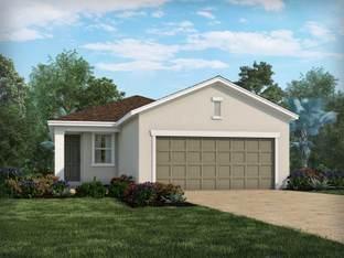 Sycamore - Eave's Bend at Artisan Lakes: Palmetto, Florida - Meritage Homes