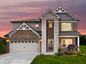 homes in The Vistas at Copper Creek by Meritage Homes