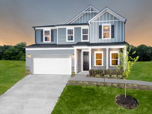 homes in Lost River - Providence by Meritage Homes