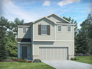Garrison - Lakeview: Fuquay Varina, North Carolina - Meritage Homes
