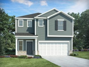 Stanton - Lakeview: Fuquay Varina, North Carolina - Meritage Homes