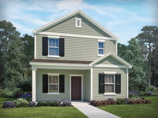 Rutledge - The Trails at Clover Glen: Cane Ridge, Tennessee - Meritage Homes
