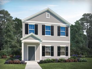 Lockwood - The Trails at Clover Glen: Cane Ridge, Tennessee - Meritage Homes