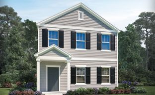 The Trails at Clover Glen by Meritage Homes in Nashville Tennessee