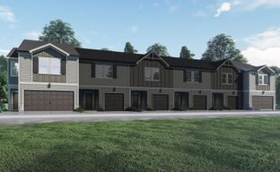 West End Station by Meritage Homes in Nashville Tennessee