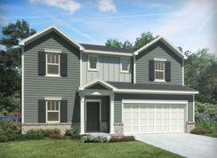 Jackson - Jordan Manors: New Hill, North Carolina - Meritage Homes
