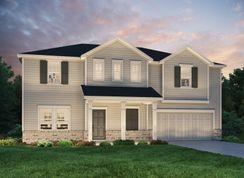 Dillon - Jordan Manors: New Hill, North Carolina - Meritage Homes