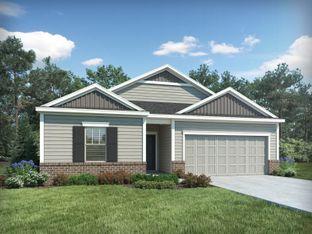 Grayson - Jordan Manors: New Hill, North Carolina - Meritage Homes
