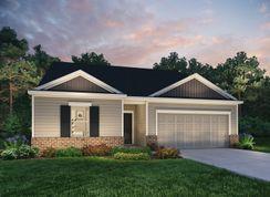 Grayson II - Jordan Manors: New Hill, North Carolina - Meritage Homes