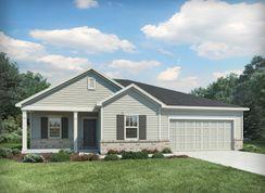Delaney - Jordan Manors: New Hill, North Carolina - Meritage Homes