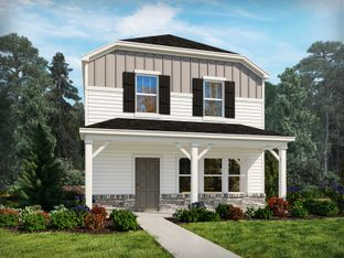 Tanner - Taylor Landing: Columbia, Tennessee - Meritage Homes