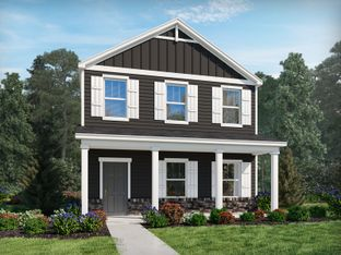 Calhoun - Taylor Landing: Columbia, Tennessee - Meritage Homes