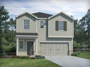 Carson - Larkhaven Hills - The Gallery Series: Charlotte, North Carolina - Meritage Homes