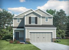 Shiloh - Larkhaven Hills - The Gallery Series: Charlotte, North Carolina - Meritage Homes