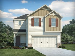 Decatur - Larkhaven Hills - The Gallery Series: Charlotte, North Carolina - Meritage Homes