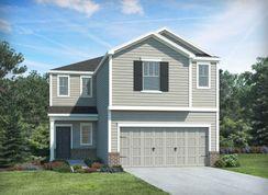 Ellison - Larkhaven Hills - The Gallery Series: Charlotte, North Carolina - Meritage Homes