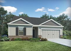 Grayson II - Larkhaven Hills - The Piedmont Series: Charlotte, North Carolina - Meritage Homes
