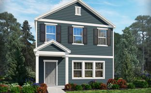 Taylor Landing by Meritage Homes in Nashville Tennessee
