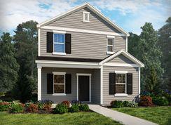 Rutledge - Taylor Landing: Columbia, Tennessee - Meritage Homes