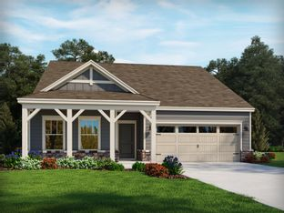 Grayson II - Nolen Farm: Gastonia, North Carolina - Meritage Homes
