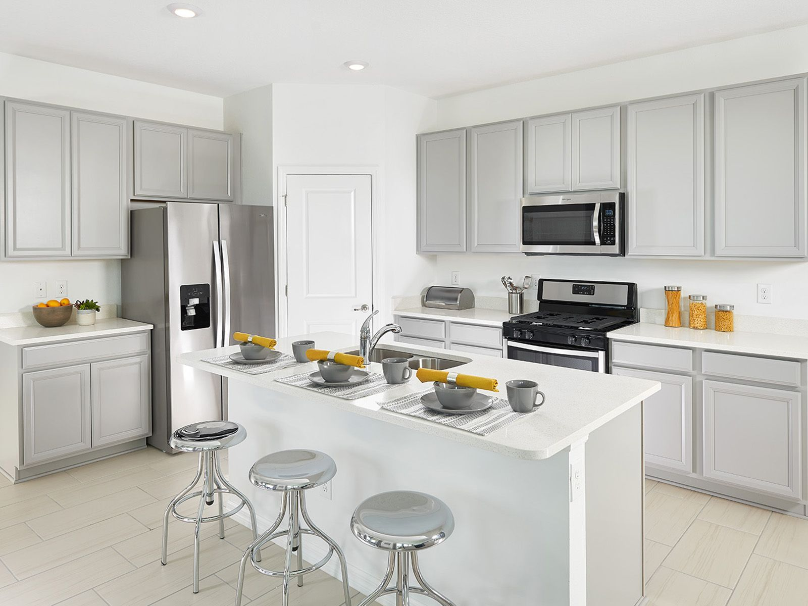 Kitchen featured in the Juniper By Meritage Homes in Tampa-St. Petersburg, FL