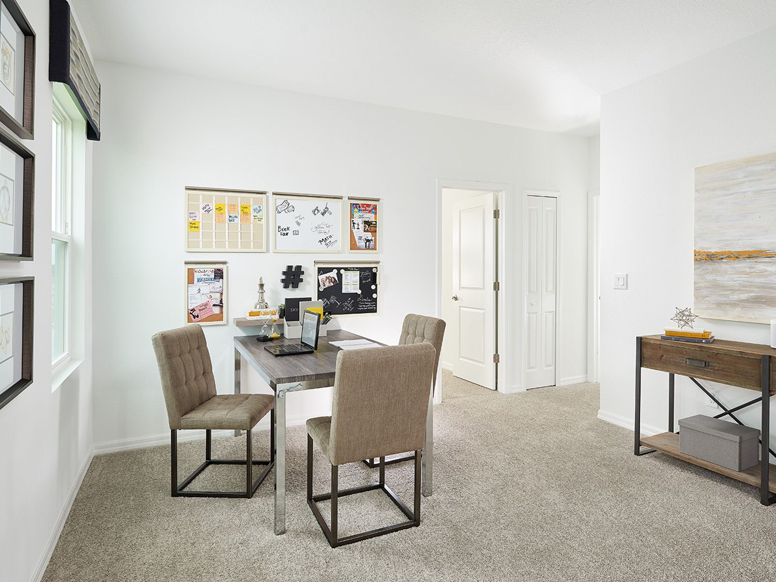 Living Area featured in the Juniper By Meritage Homes in Tampa-St. Petersburg, FL