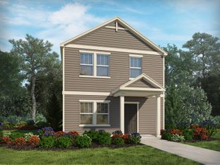 Oxford II - Stoneybrook Station - The Promenade Series: Huntersville, North Carolina - Meritage Homes
