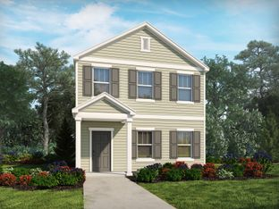 Lockwood II - Stoneybrook Station - The Promenade Series: Huntersville, North Carolina - Meritage Homes