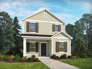 Rutledge II - Stoneybrook Station - The Promenade Series: Huntersville, North Carolina - Meritage Homes