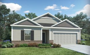 Stoneybrook Station - The Piedmont Series by Meritage Homes in Charlotte North Carolina