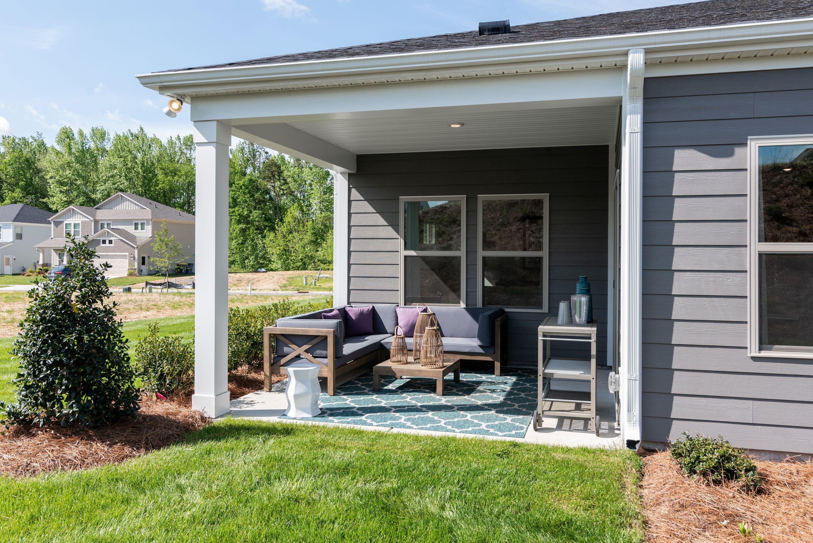 'Kellswater Bridge' by Meritage Homes: Charlotte, NC in Charlotte