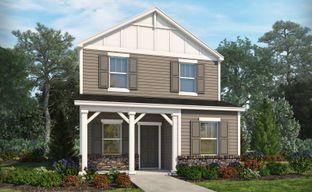 Stoneybrook Station - The Promenade Series by Meritage Homes in Charlotte North Carolina