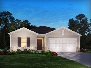 Newport - Westwind Reserve: Murfreesboro, Tennessee - Meritage Homes