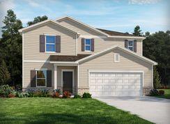 Dakota - Westwind Reserve: Murfreesboro, Tennessee - Meritage Homes
